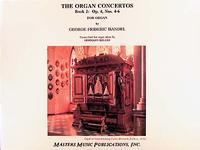 12 Organ Concertos Book 2