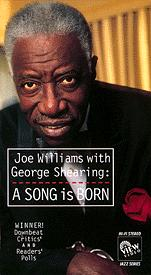 A Song Is Born-Joe Williams / George Shearing