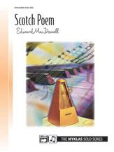 Scotch Poem