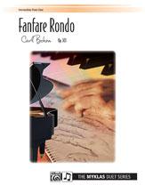 Fanfare Rondo-1 Piano 4 Hands