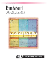 Roundabout No. 1-1 Piano 6 Hands