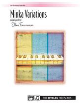 Minka Variations-1 Piano 6 Hands