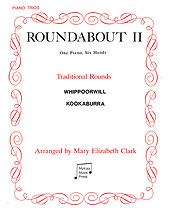Roundabout No. 2-1 Piano 6 Hands