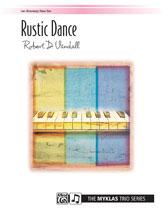 Rustic Dance-1 Piano 6 Hands