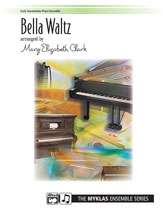 Bella Waltz-2 Pianos 8 Hands