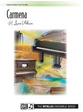 Carmena-2 Pianos 8 Hands