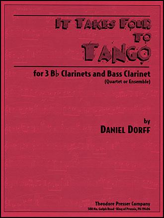 It Takes Four to Tango-Clarinet Quart