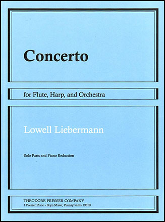 Concerto for Flute, Harp and Orchesra, Op. 48
