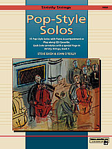 Strictly Strings Pop-Violin Book