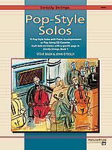 Strictly Strings Pop-Viola Book