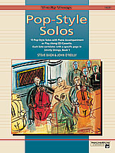 Strictly Strings Pop-Cello Book