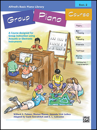 Alfred's Basic Group Piano Course           Thumbnail