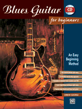Blues Guitar for Beginners-Book/CD