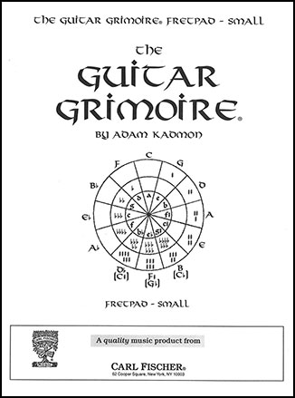Guitar Grimoire Fretpad - Small