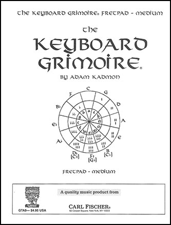 Keyboard Grimoire Fretpad - Medium