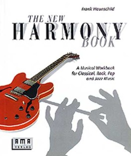 New Harmony Book-Musical Workshop