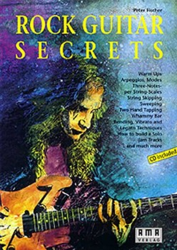 Rock Guitar Secrets-Book/CD