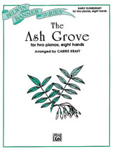 Ash Grove-2 Piano 8 Hands