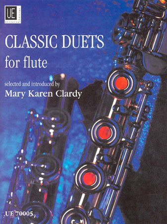 Classic Duets for Flute