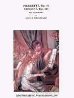 Pierrette Op. 41/L'ondine  op 101