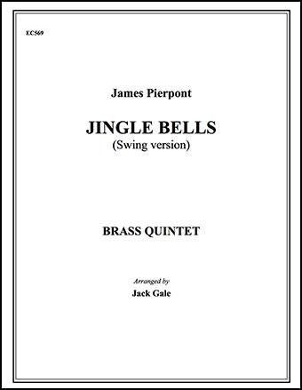 Jingle Bells-Brass Quintet