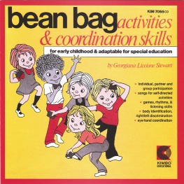 Bean Bag Activities Cover
