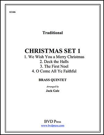 Civil War Brass Journal No. 1-Quintet