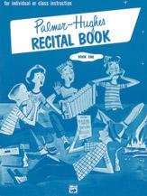 Recital Book No. 1