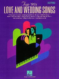 Top 90's Love and Wedding Songs () by VARIOUS / E   J W