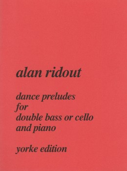 Dance Preludes-Double Bass