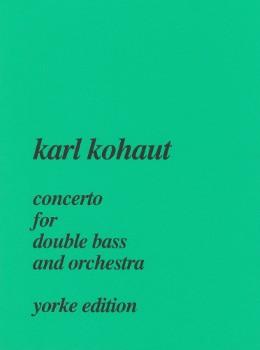 Concerto in D Major-String Bass