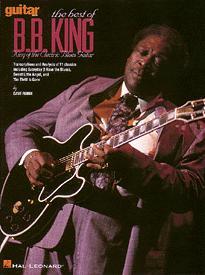 Best of B B King-Guitar Tab