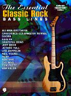 Essential Classic Rock Bass Lines