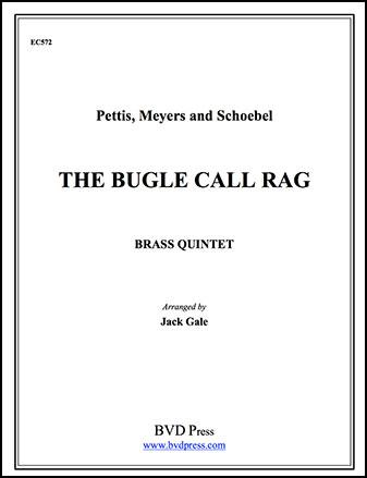 Bugle Call Rag-Brass Quintet