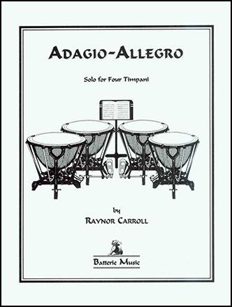 Adagio Allegro-Timpani