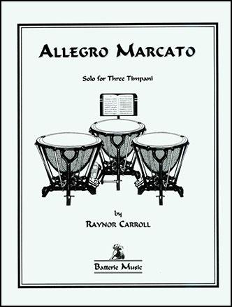 Allegro Marcato-Timpani