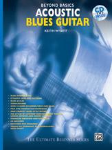 Acoustic Blues Guitar-Beyond Basics