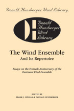Wind Ensemble and Its Repertoire