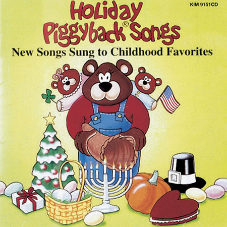 Holiday Piggyback Songs