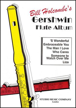 Gershwin Flute Album
