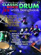 Classic Rock Drum-Book/CD