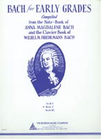 Bach for Early Grades, Book 2