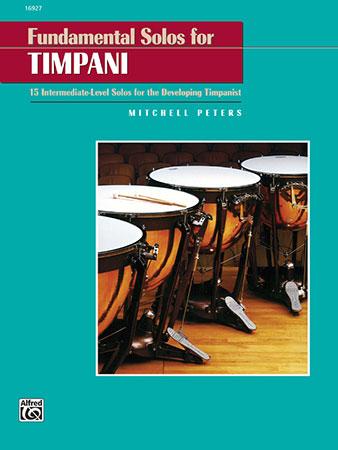 Fundamental Solos for Timpani Thumbnail