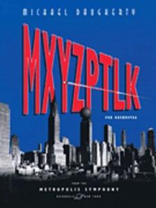 Mxyzptlk for Orchestra