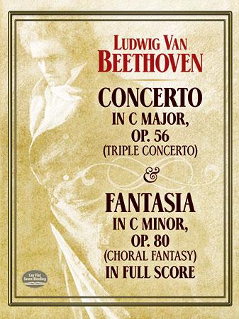 Triple Concerto and Choral Fantasy
