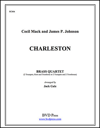 Charleston-Brass Quartet