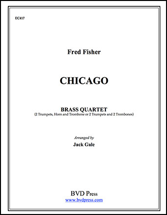 Chicago-Brass Quartet