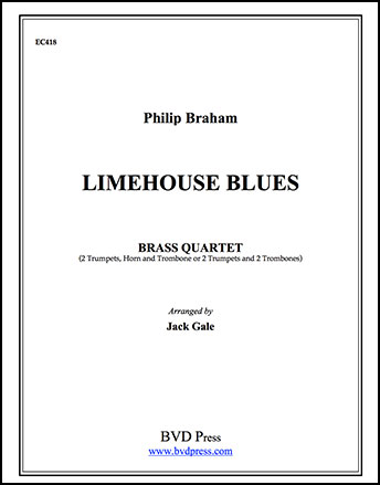 Limehouse Blues-Brass Quartet