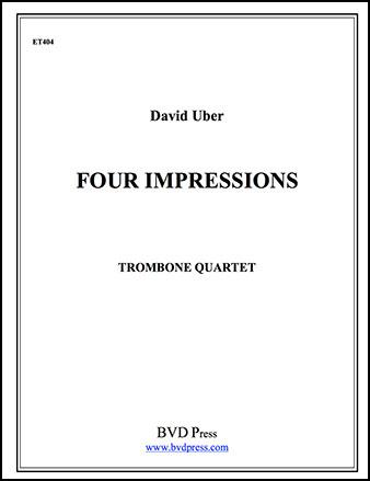 Four Impressions-Trombone Quartet
