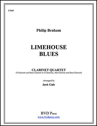 Limehouse Blues-Clarinet Quartet